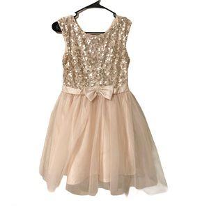 Lilt Girls Party Dress